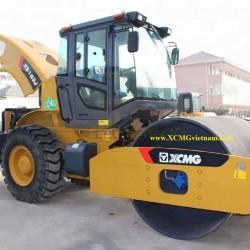Xe lu rung XCMG XS163J - Tự trọng 16 tấn, tổng lực tác dụng 37 tấn